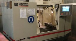 CINCINNATI MILACRON, ARROW 750, VERTICAL, MACHINING CENTERS