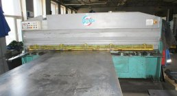 VOLZ, FGH 630 A, GUILLOTINE, SHEARS