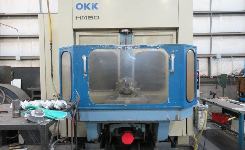 OKK, HM60, HORIZONTAL, MACHINING CENTERS | MachMarket com