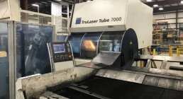 TRUMPF, TruLaser 7000, LASERS, LASERS
