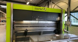 SAFAN, E- Brake 4100 x 200, HYDRAULIC, PRESS BRAKES