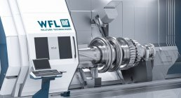 WFL-MILLTURN, M 100, TURNING AND MILLING, LATHES