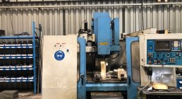 YCM SUPERMAX, VMC 85, VERTICAL, MACHINING CENTERS
