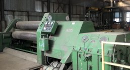 WILHELMSBURGER, DWV 20/2500, BENDING MACHINES HORIZONTAL, SHEET METAL FORMING MACHINERY
