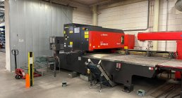 AMADA, LC 2415 A3, CUTTING MACHINES, LASERS