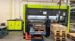 SAFAN, E-Brake 3100 - 100, PRESS BRAKES, PRESS BRAKES