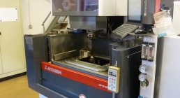 Mitsubishi, EDM FA10 S, CUT & STRIP, WIRE MACHINERY